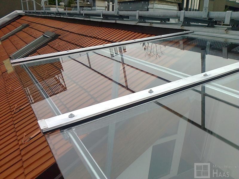 MetallWerkstatt HAAS GmbH - Terrassen Balkonüberdachungen